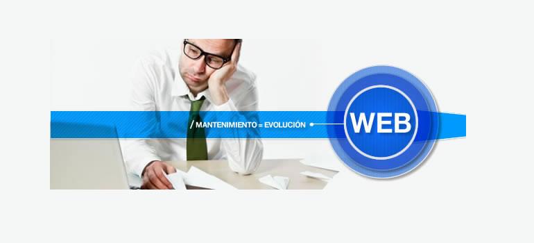 ¿Que tan recomendable es actualizar mi sitio web?