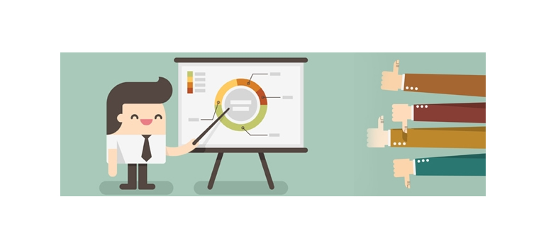 La importancia de una presentación digital