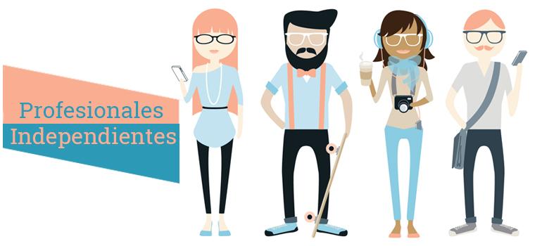 Millennials, los nuevos profesionales independientes