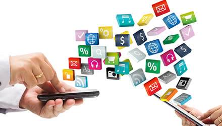 Aplicaciones móviles: funcionalidad con practicidad