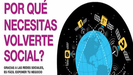 ¿Consideras relevante ser social en Internet?