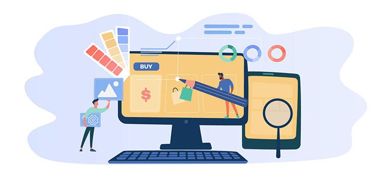 Las 4 características de un buen diseño digital para vender online