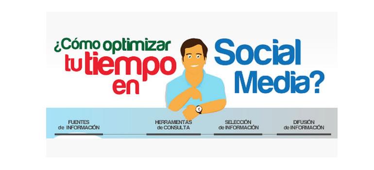 Cómo lograr optimizar tu tiempo en redes sociales