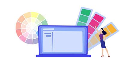 Términos básicos y guía para elegir los colores de tu imagen de marca