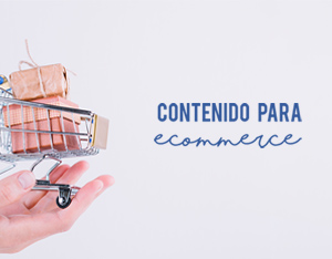 ¿Cómo hacer un buen e-commerce y qué contenido integrar para tus productos?