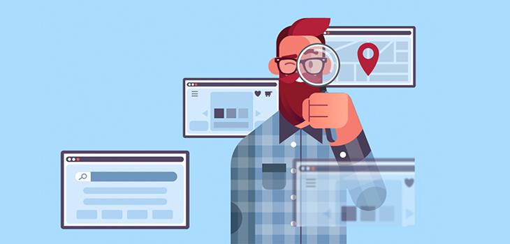 Estrategias para hacerte visible para tus clientes en internet