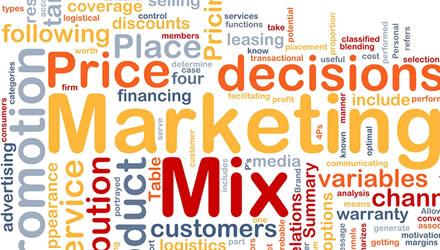 Mix de marketing: las 4 Ps y las 4 Cs