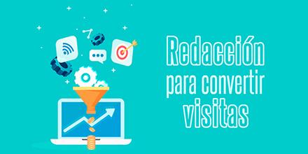 La importancia de la redacción de contenidos para convertir visitantes