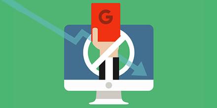 ¿Qué es lo más penalizado por Google al hacer una estrategia web SEO?